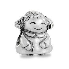 Pandora Baby Charm Girl