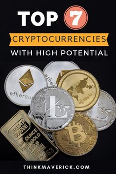 7 Best Cryptocurrencies With High Potential. Interested in cryptocurrencies? Here's our list of some of the best cryptocurrencies that worth checking out -at least that's what I think. These are the best cryptocurrencies with high potential, functional an Investing In Cryptocurrency, Best Cryptocurrency, Cryptocurrency Trading, Bitcoin Cryptocurrency, Blockchain Cryptocurrency, Bitcoin Business, Crypto Mining, Buy Bitcoin, Blockchain Technology