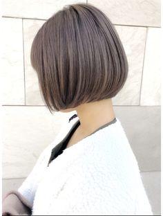 Asian Hair, Short Hairstyles For Women, Short Hair Styles, Hair Beauty, Hair Ideas, Fashion, Gorgeous Hair, Hair Looks, Walks