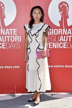 Aska Matsumiya - Every Stunning Look from the 2016 Venice Film Festival…