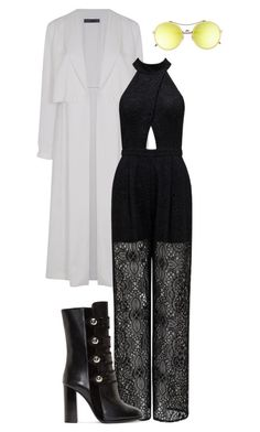 """Untitled #13011"" by danisalalkamis ❤ liked on Polyvore featuring Topshop and Isabel Marant"