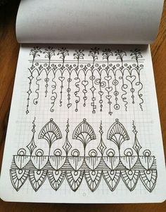 Resultado de imagen de pinterest zentangle patterns