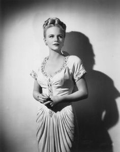 Peggy Lee; Louis Armstrong has been know to say that she was his favourite singer.