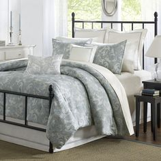 Harbor House Chelsea 4 Piece Comforter Set & Reviews   Wayfair