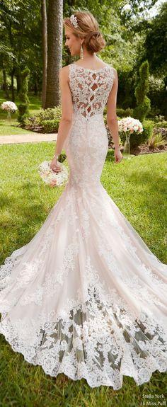 Stella York Wedding Dresses 2017   Hi Miss Puff / http://www.himisspuff.com/stella-york-wedding-dresses-2017/