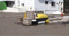 Autonomous Robot Eats Snow, Turns It into Ice Blocks [Video] http://www.autoevolution.com/news/autonomous-robot-eats-snow-turns-it-into-ice-blocks-video-89569.html