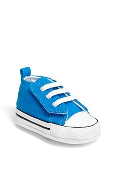 $27 Converse Chuck Taylor® 'First Star' Crib Sneaker (Baby) | Nordstrom