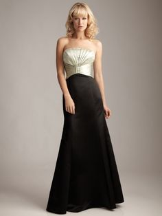 Sexy A-line Strapless Ruffles Sleeveless Floor-length Satin Prom Dresses Evening Dresses