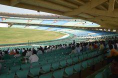 सूरजपुर ज़िले से आए बुजुर्ग पंचायत प्रतिनिधि यही सोच रहे हैं कि उम्र के इस पड़ाव पर भी मैं अपने प्रदेश का शहीद वीर नारायण सिंह अंतरराष्ट्रीय क्रिकेट स्टेडियम देख पाया। सभी प्रतिनिधियों ने अंतरराष्ट्रीय क्रिकेट स्टेडियम को अपने कैमरे में कैद किया।