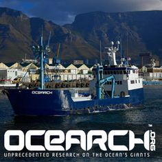 Ocearch-Awesome organization trying to save our oceans!!
