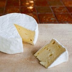 It's like magic. Here's how you get Camembert from milk. - WHAT?! :D