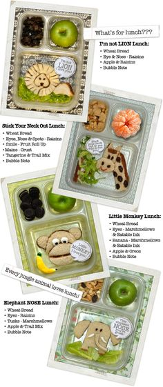 forget lunch for kids, I want to make these for ME!