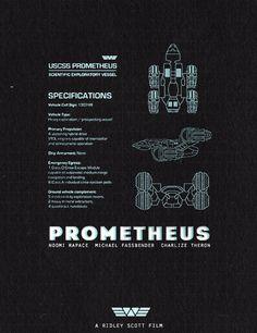 Prometheus by Lucas Pontani  http://minimalmovieposters.tumblr.com/post/31881250789/prometheus-by-lucas-pontani