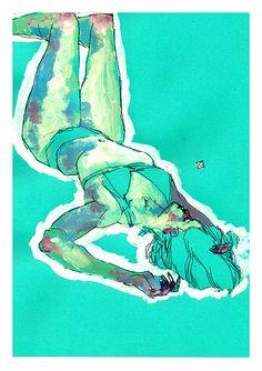 183 by Conrad Roset, via Flickr #illustration #drawing #artist