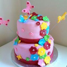 birthday cake designs for girls