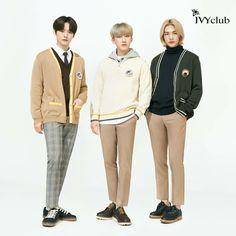 Ivy Club, Sung Lee, Fashionista Kids, Stray Kids Minho, Boys Uniforms, Fandom, China, Lee Know, School Uniform