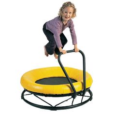 1000+ images about Kids Trampoline with Handle on ...