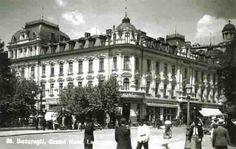 Hotel Lafayette, 1940 Little Paris, Bucharest Romania, Old City, Time Travel, Digital Photography, Street View, France, Places, Pictures