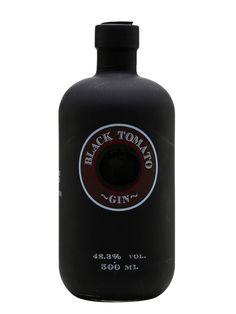 Day 20: Black Tomato gin @ Pam's