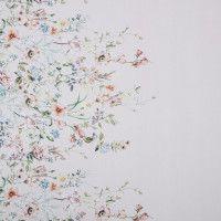 Mood Exclusive La Marche des Fleurs Pink Cotton Poplin
