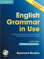 34,90€ english grammar in use with answers and cd-rom (4th ed.) intermediate-raymond murphy-9780521189392