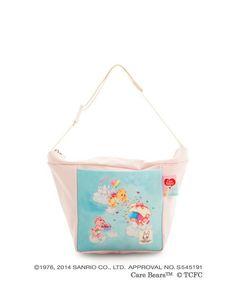 【2014】【LTS x Crystal Ball x Care Bears】【LOVE meets LOVE】Bag (¥8,800, 40×26.5×14cm) ★Little Twin Stars★