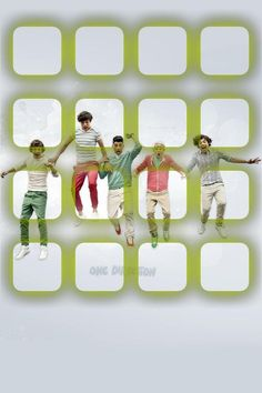 A backround for iphone and ipod. One direction