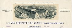 N.V. Van der Putt & De Vlam's sigarenfabrieken