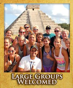 Visit Chichen Itza with Alma's LDS Tours
