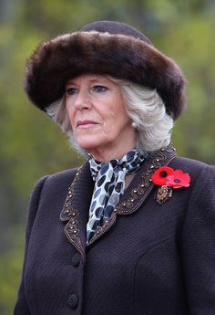Camilla Parker Bowles Photo - The Prince Of Wales And Duchess Of Cornwall Visit Canada - Day 8