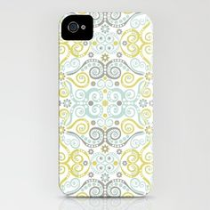 Centered  by Jenean Morrison  iPhone Case / iPhone (4S, 4)    $35.00