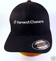 New-Harvest-Chasers-Flexfit-Size-Small-Medium-with-Original-Label-Fit