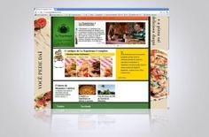 O novo site da Pizzaria La Napoletana saiu no capricho como sempre. O pessoal da cozinha da VOZ Comunica dessa vez reuniu temperos especiais como a história do bairro Mouraria e seus sabores: entretenimento, boemia, notícias etc