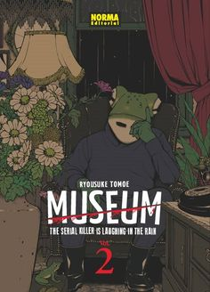 Museum - The Serial Killer Is Laughing in the Rain #2