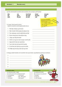 Aperol, Dutch Language, Fun Learning, Second Grade, Grammar, Preschool, Classroom, Letters, Teaching