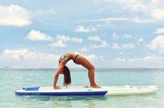 Summer holidays mean waking up to the sound of crashing waves. Travelstart brings you a range of affordable dream travel destinations to explore. Paddle Yoga, Sup Yoga, Crashing Waves, Travel Destinations, Ocean, Explore, Islands, Outdoor Decor, Instagram Posts