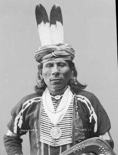American Indians : Prairie Turtle - Otoe 1894.