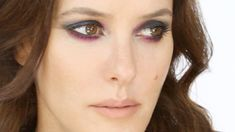 Easy Smoky Eye With Colour Makeup Tutorial