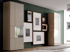 GRAPHOS Highboard Graphos Collection by Silenia
