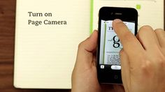How to use Evernote Notebooks by Moleskine