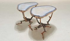 Mark Brazier-Jones : Furniture : Tables : Agate Coffee Table