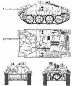 hetzer tank
