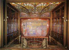 Emery & cie - Waar - Brussel - Hoe - Victor Horta - Geschiedenis - 07