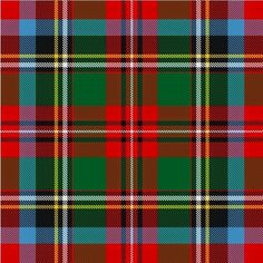 Stripes can be wide or thin and are woven in many colorways, however, a true tartan pattern  has a matching pattern both horizontally and vertically with a center point meeting at a 90 degree angle.  Take a look. Here is a tartan