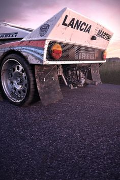 ArtStation - Lancia 037 Engine and details, Andrea Lazzarotti