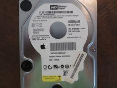 Western Digital WD5000AAKS-41TMA0 DCM:DARCHV2MBB Apple 655-1360A 500gb Sata - Effective Electronics