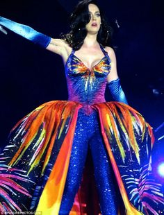 Katy perry prismatic tour