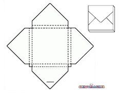Envelope, Scrapbook Journal, Card Tutorials, Big Shot, Box Packaging, Greeting Cards, Box Templates, Paper Crafts, Handmade