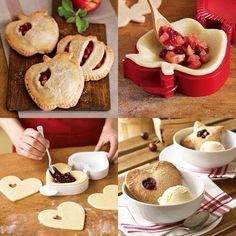 Tartaletas de fruta