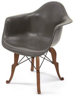 Modernica Arm Shell Prince Charles Chair